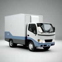 Small City Box Van