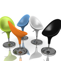 bombo chair height adjustable obj