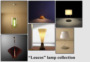 lamps leucos t 3ds