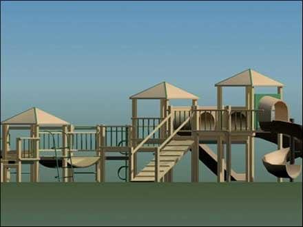 3dsmax playground c