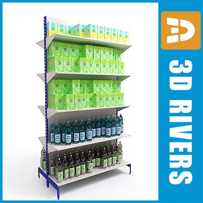 shelves juice max