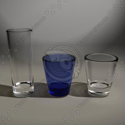 shot glasses cordial ma