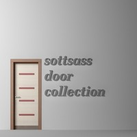 sottsass 22 doors collection