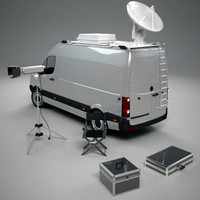 Broadcast Van EU & Equipment