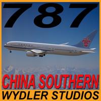 ma 787-3-china southern