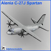 Alenia C-27J Spartan Lithuanian AF