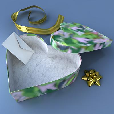 max heart gift box