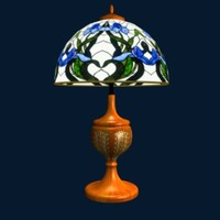 LM Iris Lamp
