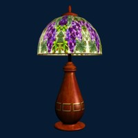 LM Grapes Lamp