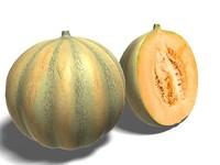 3d 3ds melon
