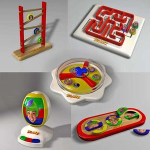 3d toddlers toys