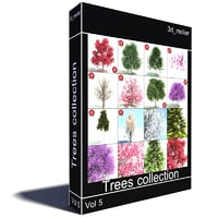 Trees collection Vol5