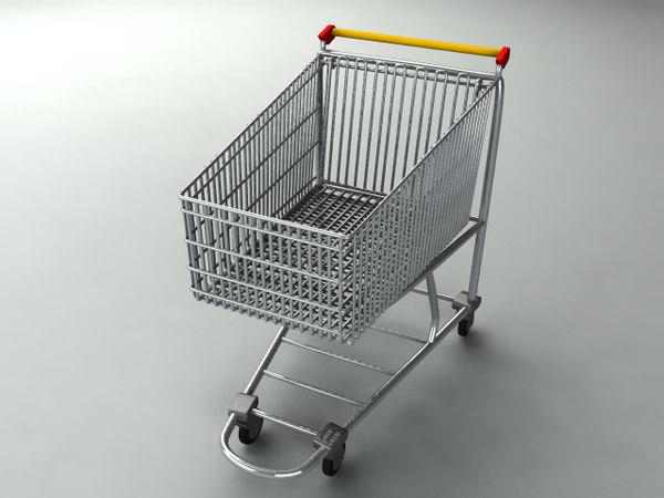 shopping cart obj