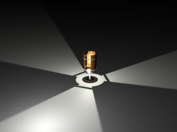 3d luminaria