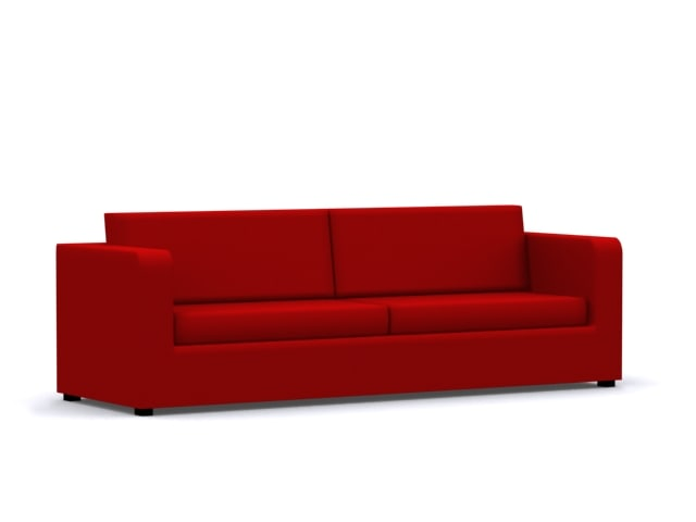office sofa 3d model