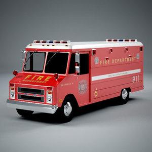 911 3d max