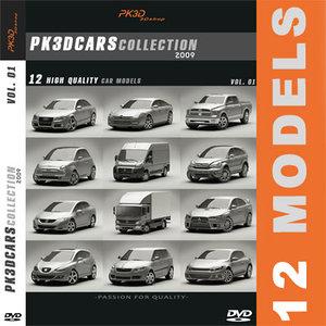 audi car 3d model