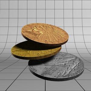 gold silver max