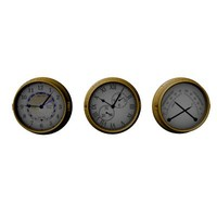 Maritim Clock Set / Instruments