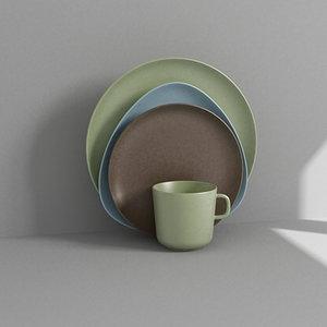decorative plates cup scale max