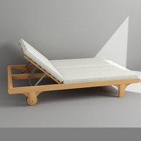 beach double lounge max