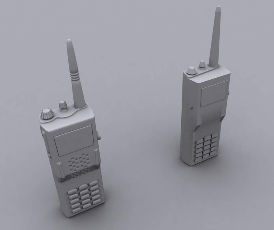 walkie talkie 3d 3ds