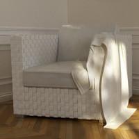 Loungechair_wicker