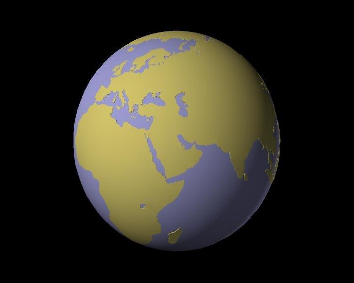 maya earth