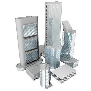 maya 7 buildings