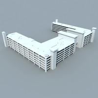 building 3d dwg