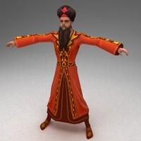 Arab mage