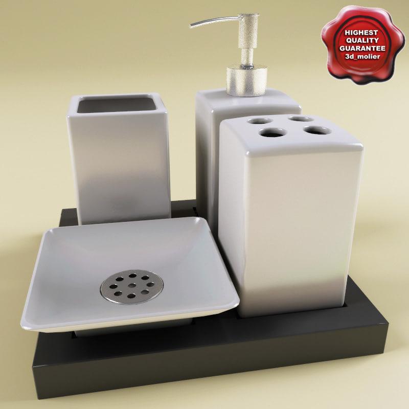 bathroom set 3ds