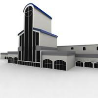 max church building