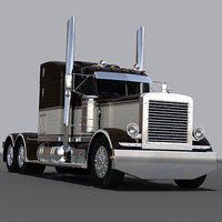classic truck 3d max