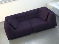 didier malhoun sofa ligne roset 3d 3ds