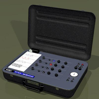 3d polygraph model