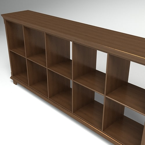 piece furniture 3d model