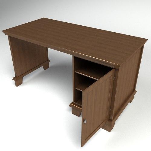 piece furniture 3d max