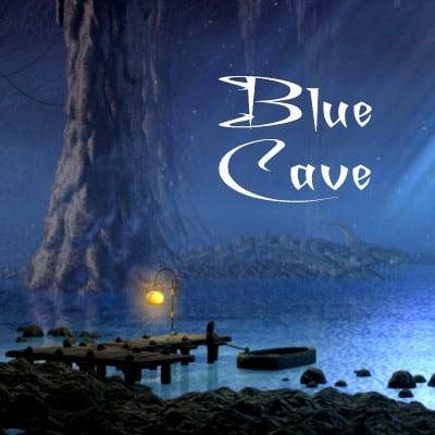 3ds blue cave