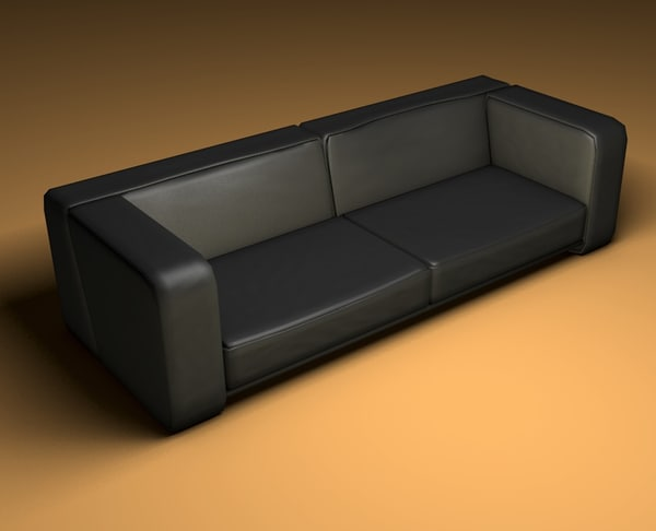 free c4d mode couch