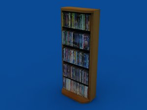 max dvd tower s