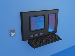 max keypad workstation