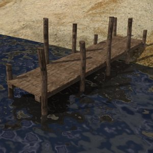3ds landing stage