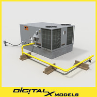 rooftop HVAC cooler 4