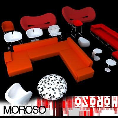 moroso 3d model