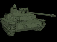 panzer panther project.max