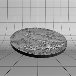 maya silver dollar