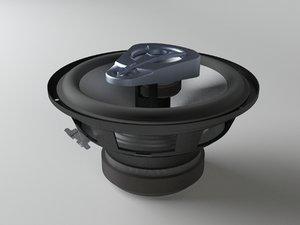 3d pioneer speaker