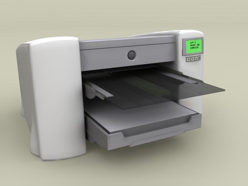 max laser printer