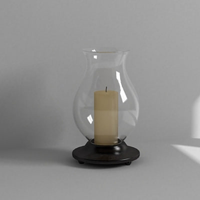 max decorative candle